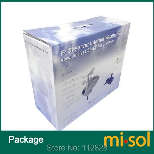 MISOL / IP OBSERVER napelemes vezeték nélküli Internet - Mérőműszerek - Fénykép 3