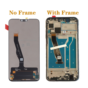 """Image 2 - 6.5"""" Original display For Huawei Y9 2019 LCD display Touch screen digitizer component replacement for Enjoy 9 Plus repair parts"""