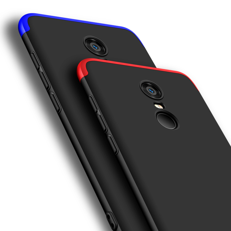 official photos 6099f ca43f US $3.79 24% OFF|Redmi 5 Redmi5 Plus Matte PC Hard Case For Xiaomi Redmi 5  Pro Back Cover KOOSUK Original Mobile Phone Detachable Protective Bag-in ...