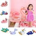 24 стиль надувной круг детский Фламинго поплавок кольцо надувной Единорог бассейн поплавок детское сиденье Air Mattresse водные игрушки