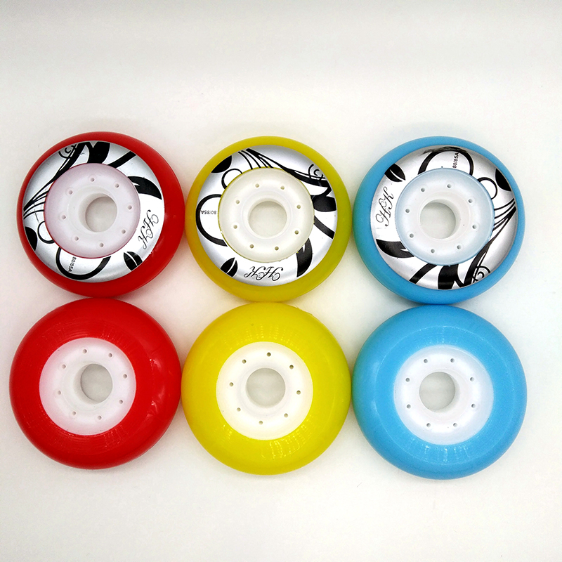 Streng Freies Verschiffen Skate Schuhe Rad 85a 8 Teile/los Hongkai Sport Weniger Teuer Rollschuhe, Skateboards Und Roller