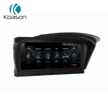 hot deal buy koason vehicle gps navigation for bmw 5 series e60 e61 e63 e64 e90 e91 e92 cic id6 android 8.1 system  car multimedia player