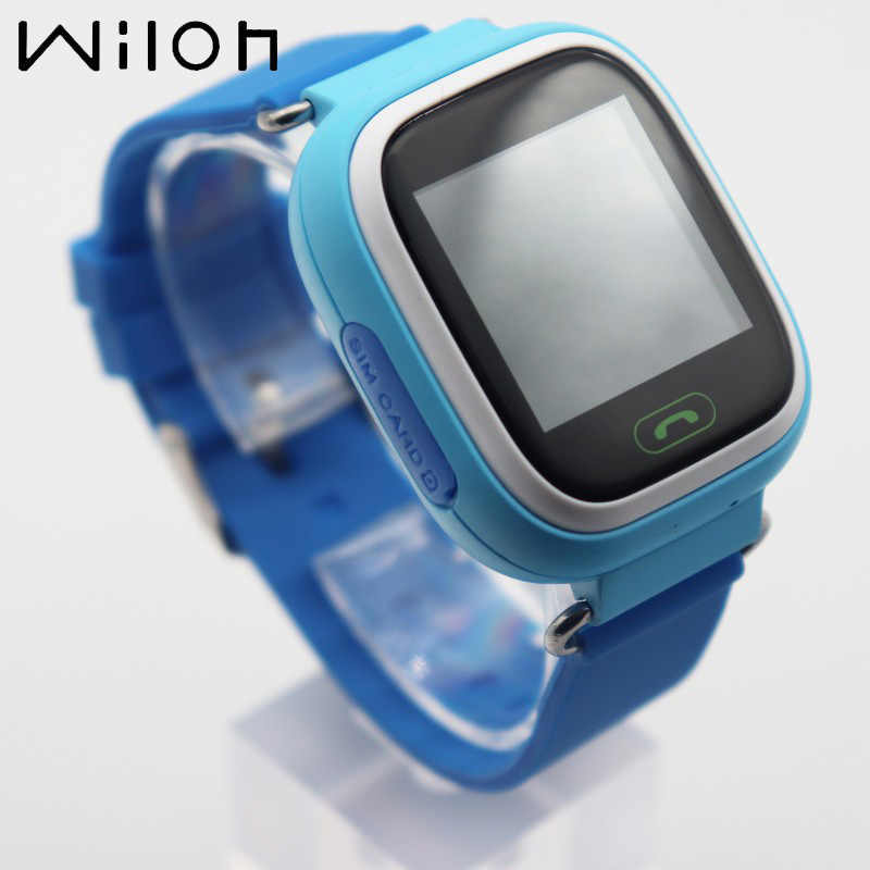 1pcs GPS tracker Watch for kids smart watch SOS call touch screen location Device child baby watches Anti Lost Monitor Q90 G72