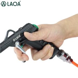 Image 3 - LAOA High Pressure Aluminum Alloy Blow Gun Air Gun Jet Gun Professional Cleaning Tools Dust Blow Gun