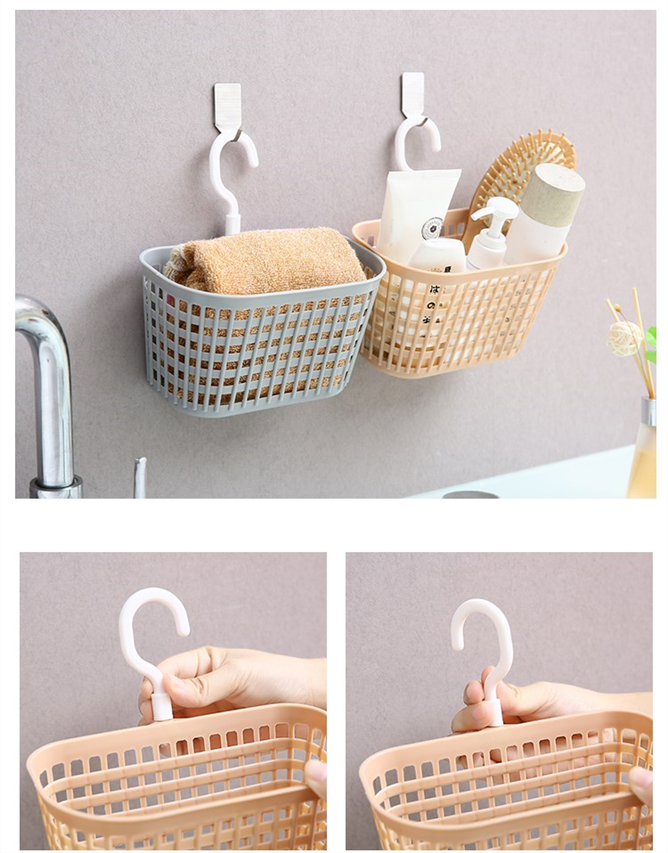 Storage Basket Bathroom Organizers