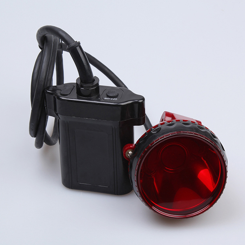 high power LED safety cap lamp New 5w Kl6lm(5a) 40000lx Led Miner Hunting цена