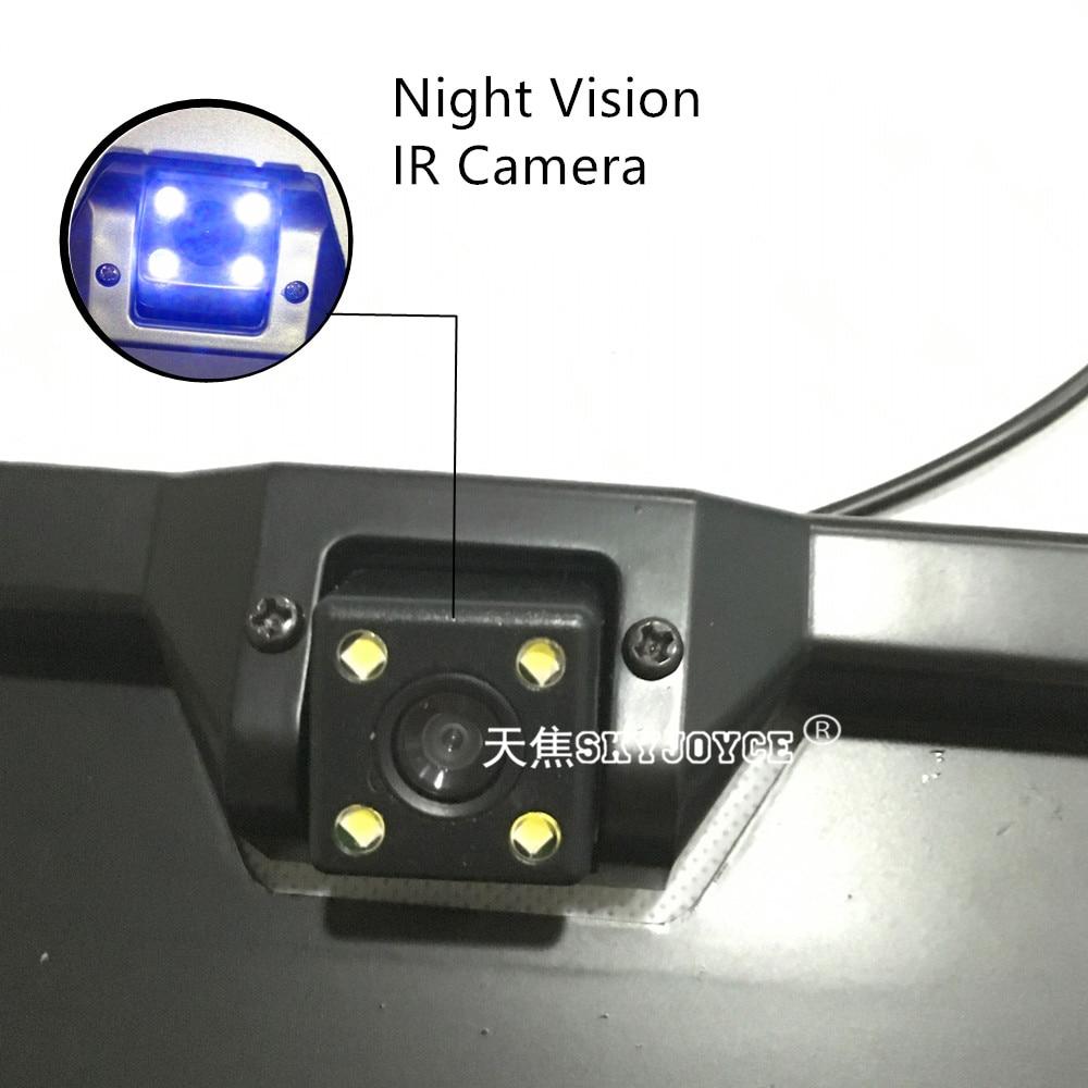 4.3 Monitor del coche TV pantalla Vista trasera Cámara europea marco ...