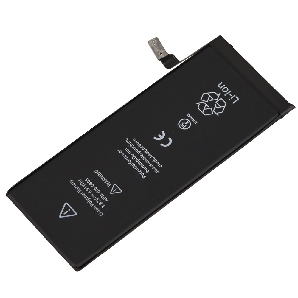New Lithium Battery For Apple iPhone 5 5S 6 6S 7 Replacement Mobile Batteries Internal Phone Bateria Rechargeable Battery in Mobile Phone Batteries from Cellphones Telecommunications