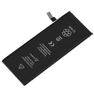 Image 3 - Nouvelle batterie au Lithium pour Apple iPhone 5 5S 6 6S 7 Batteries mobiles de remplacement batterie de téléphone interne batterie Rechargeable