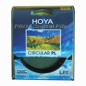 Image 1 - HOYA PRO1 Digital CPL 49 52 55 58 62 67 72 77 82 mm Polarizing Polarizer Filter Pro 1 DMC CIR PL Multicoat For Camera Lens
