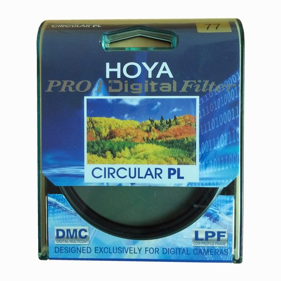 HOYA PRO1 Digital CPL 49 52 55 58 62 67 72 77 82mm Filtro Polarizzante Polarizzatore Pro 1 DMC Multicoat CIR-PL Per La Macchina Fotografica lente