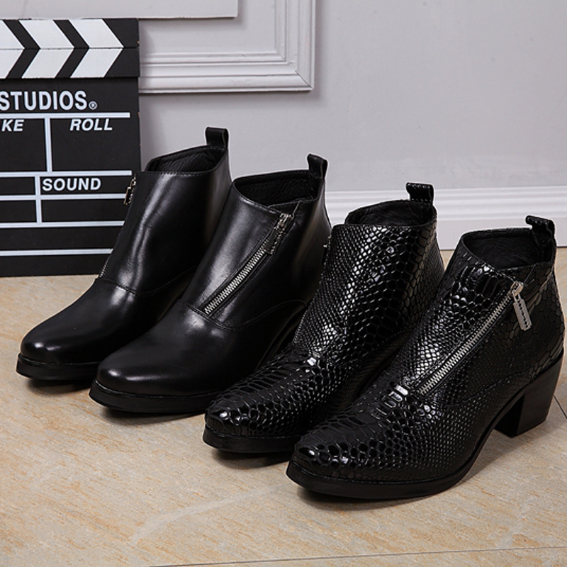 Stylish Mens Boots Promotion-Shop for Promotional Stylish Mens ...