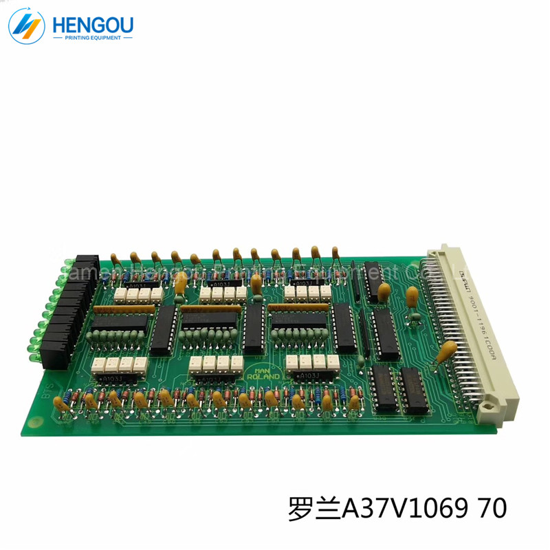 2 Pieces DHL Free Shipping Roland Circuit Board A37V106970 A37V1069 70 for Man Roland 700 Printing Machine Parts контактные линзы johnsonjohnson 1 day acuvue moist 30 шт r 9 d 2 0