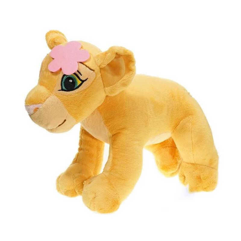 30 см Король Лев Плюшевые игрушки Симба и Нала милые пушистые Дети Мягкие животные куклы Высокое качество для детей Подарки