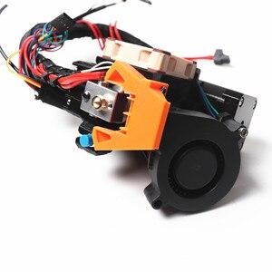 Image 1 - R3 wersja! 1 zestaw zmontowany Prusa i3 MK3 zestaw hotend 0.4MM dysza Noctua wentylator, Pinda v2, czujnik żarnika, tekstylia
