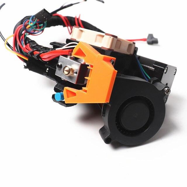 R3 wersja! 1 zestaw zmontowany Prusa i3 MK3 zestaw hotend 0.4MM dysza Noctua wentylator, Pinda v2, czujnik żarnika, tekstylia