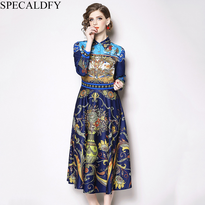 Vintage Dressing Gown: Aliexpress.com : Buy 2019 Spring Fashion Vintage Dress