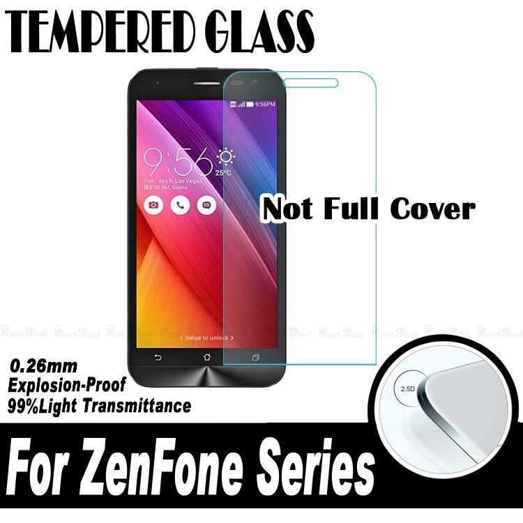 Dream House Technology Co., Ltd 0.26MM 2.5D Screen Protector For Asus ZenFone 4 2 Laser A450CG A400CG ZE550ML ZE500CL ZE550KL ZE500KL Tempered Glass
