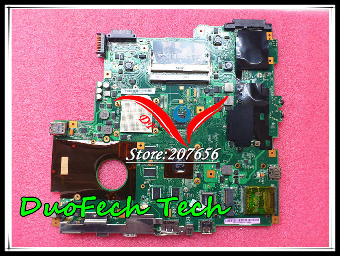 Laptop Motherboard / Mainboard For Asus M51T M51TA M51V M51TR tested before send with good appearance