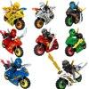 Ninja Motorcycle Series Building Blocks Toys For Children Educational Toys Mental Development Brain Game Toy For