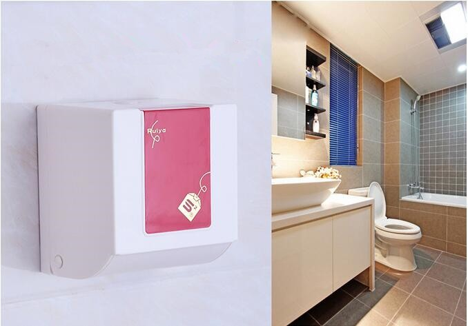 Bathroom Towel Box 12