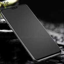UVR For Xiaomi Mi Max 3 2 Frosted Glass For Xiaomi Mi Mix 3 2S 2 Matte Tempered Glass Mi Note 3 No Fingerprints Screen Protector oem 4 3 ips lcd full 2 2 xiaomi mi 2s
