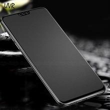 цена UVR For Xiaomi Mi Max 3 2 Frosted Glass For Xiaomi Mi Mix 3 2S 2 Matte Tempered Glass Mi Note 3 No Fingerprints Screen Protector онлайн в 2017 году