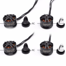 4PCS H1806 1806 2300KV Brushless Motor for RC Multicopter 250mm Quadcopter QAV250 Racing Cross Drones