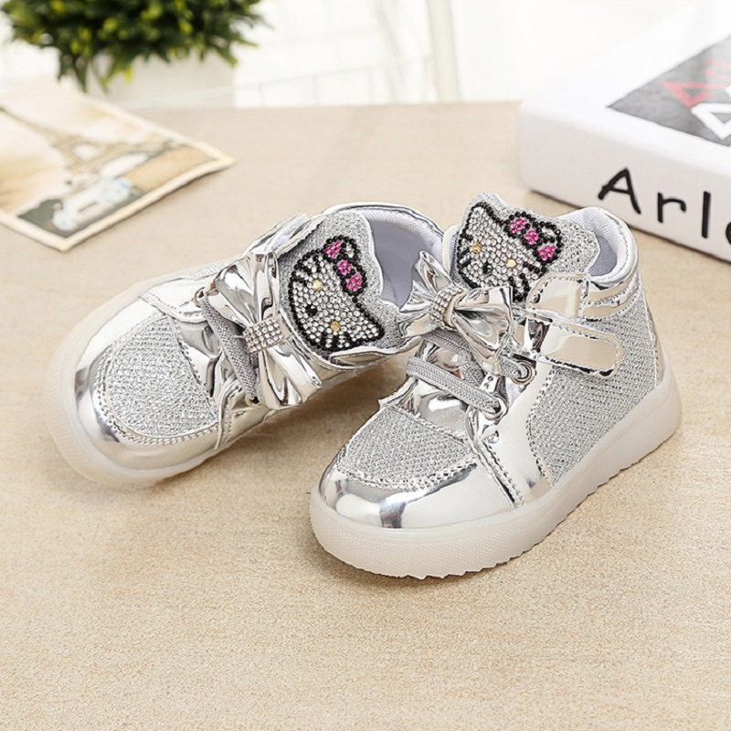 New-Girls-shoes-Baby-2016-Fashion-Hook-Loop-LED-Kids-Light-up-Glowing-sneakers-little-girl-princess-Children-shoes-with-light-5
