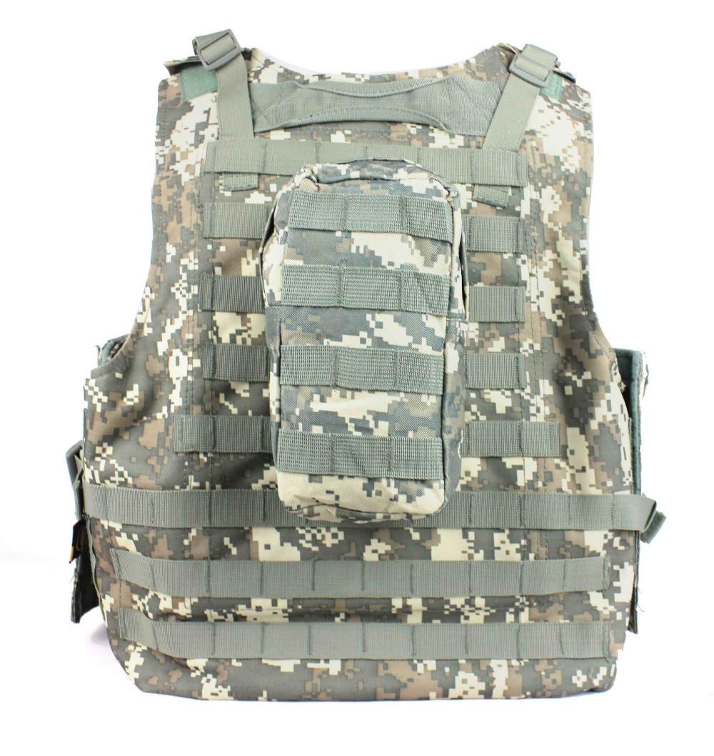 Ushtria Vest Molle Taktike Vest tifozët Ushtria jelekë amfibë - Veshje sportive dhe aksesorë sportive - Foto 4