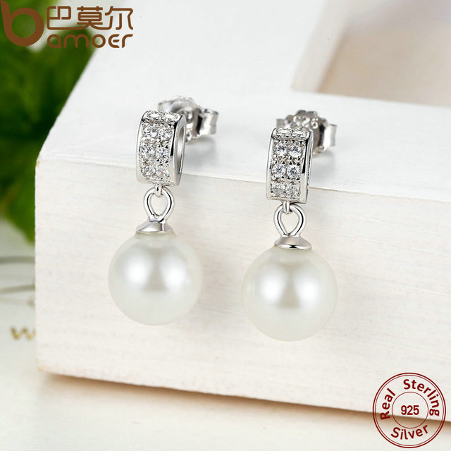 Earrings Fine Jewelry Female Drop Earrings