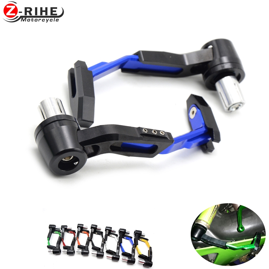 7/8 22mm Motorbike proguard system brake clutch levers protect for Ducati Wing 695 MONSTER 2007 2008 MONSTER S2R 800 2005 z900 for ducati monster s2r 800 2005 2006 2007 short clutch brake levers cnc adjustable 10 colors motorbike accessories