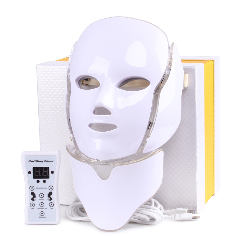 LED Mask Beauty Anti Aging Machine Led Facial Masks Phototherapy Acne Remover Wrinkle Removal Facial Beauty Machine Skin Care цена