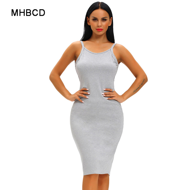 MHBCD Summer Halter Hollow O Neck Sexy Dress Women Fashion Club Office  Party Beach Plus Size Dresses Ukraine Casual New Clothes 4149d95e5b99