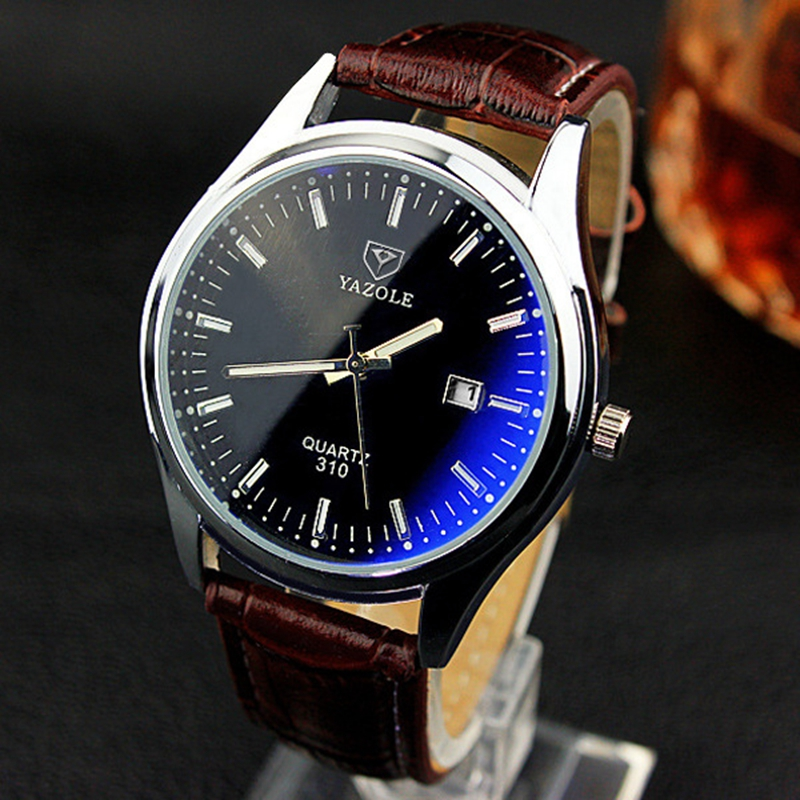YAZOLE Wristwatch Quartz Watch Men Watches 2017 Top Brand Luxury Famous Male Clock Wrist Watch Date Hodinky Relogio Masculino yazole new watch men top brand luxury famous male clock wrist watches waterproof small seconds quartz watch relogio masculino