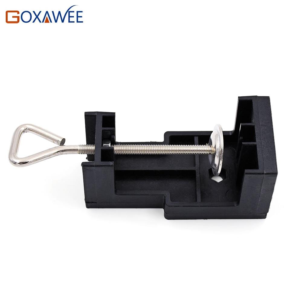 GOXAWEE 1 pc Elektryczny Mini Stojak Wiertarka Uchwyt Wału Flex - Akcesoria do elektronarzędzi - Zdjęcie 3