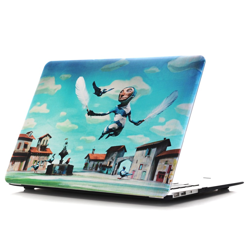 Brain Painting Case for MacBook 180