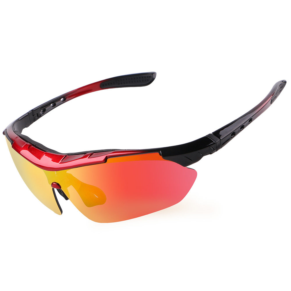 UV400 Polarized Cycling Eyewear PC Glasses Outdoor Sport Bicycle Cycling Sunglasses Bike Ciclismo oculos Unisex Bicycle Glasses in Cycling Eyewear from Sports Entertainment