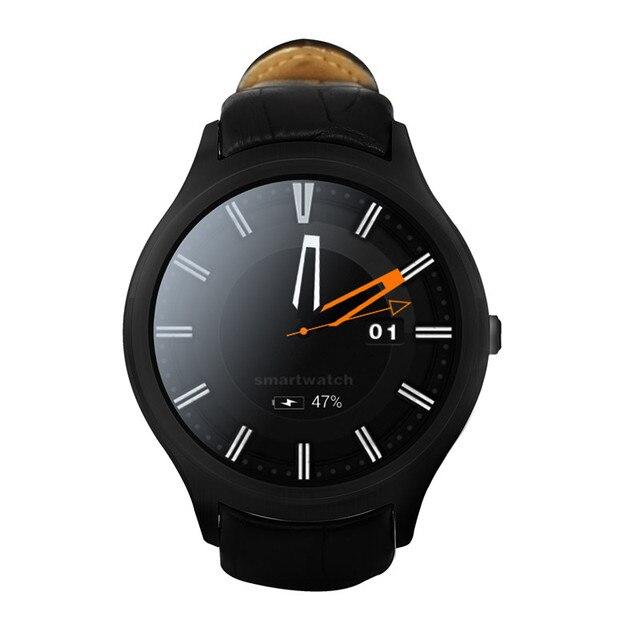 Оригинальный № 1 D5 + Smart watch Android 5.1 MTK6580 1 ГБ RAM 8 ГБ ROM Шагомер Сердечного ритма создано MediaTek Smartwatch Телефон