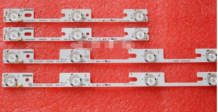 For 50 Unidades (LED32F1100CF Led Backlight 35020126 35020125 (3led)