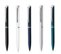 Pentel Metal Rod Unisex Pen Commercial Bln2005 Needle White Collar Rotary Pen