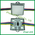 Alta qualidade 3 leds 5050 smd levou módulo ws2801 com caixa de metal