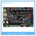 3 placa controladora Smoothieware Dpriter MKS SBASE opensource 32bit V1.3 Smoothieboard Braço Ethernet suporte pré-instalado dissipadores de calor