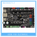 3Dpriter Smoothieware controller board MKS SBASE V1.3 opensource 32bit Smoothieboard Arm support Ethernet preinstalled heatsinks