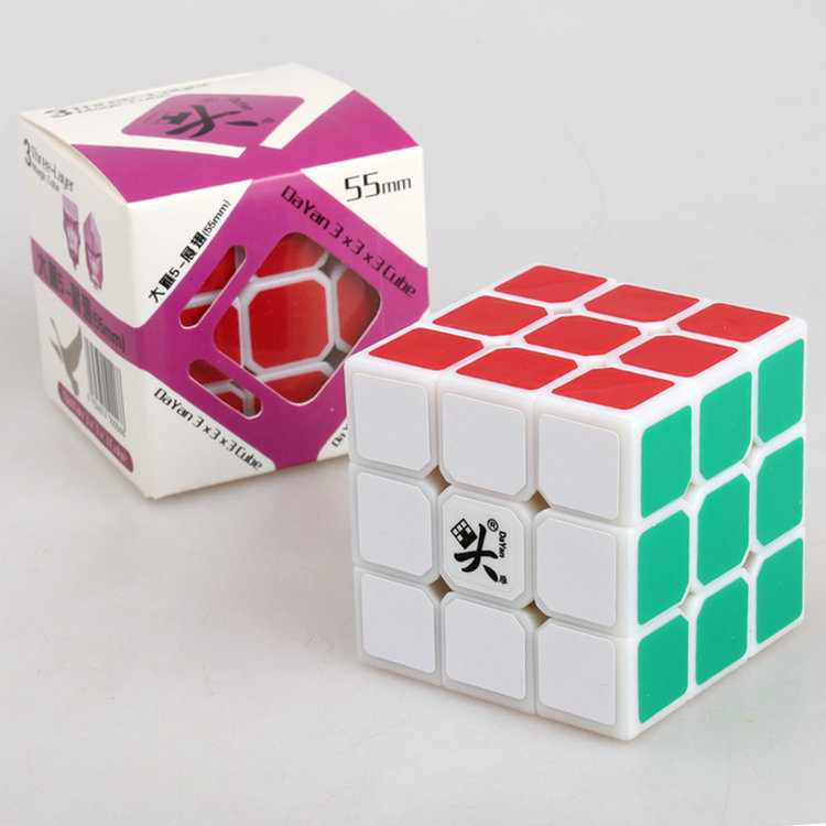 running shoes look for low cost US $5.1 10% OFF|5.5cm Dayan Zhanchi Stickerless/Black/White Cubo Magico  Speed Cube Twist Puzzle Educational Toy Drop Shipping-in Magic Cubes from  Toys ...