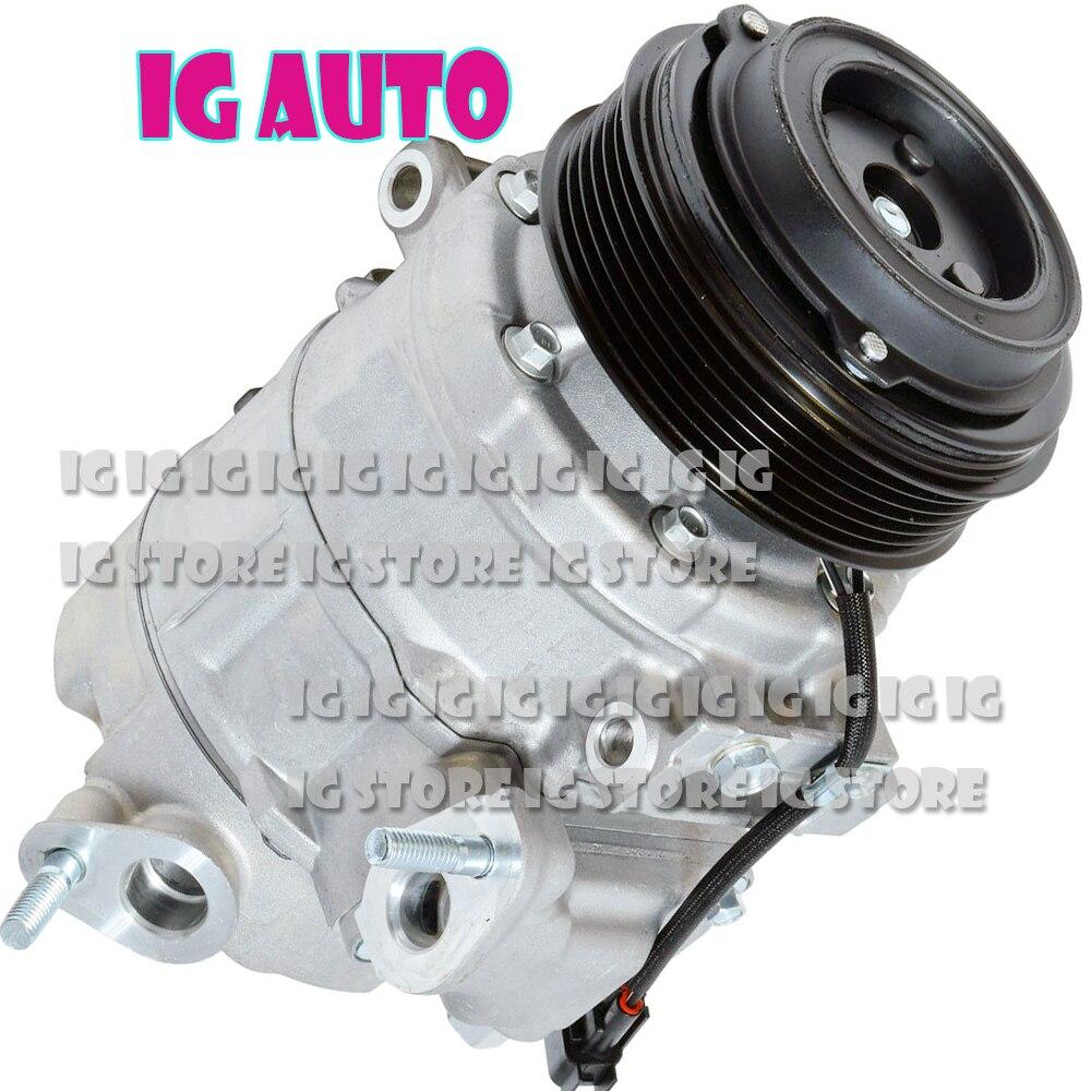 Auto AC Compressor For Ford Explorer 3.5L / F-450 Super Duty 6.8L 2011-2015 BB5Z19703B BC3Z19703B 2021944 2022163 2022163AM