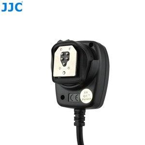 Image 5 - JJC 1.3 m TTL Off lampa błyskowa sznury synchronizacji światła zdalnego skupić się kabel do produktu firmy OLYMPUS/Panasonic kamery miga