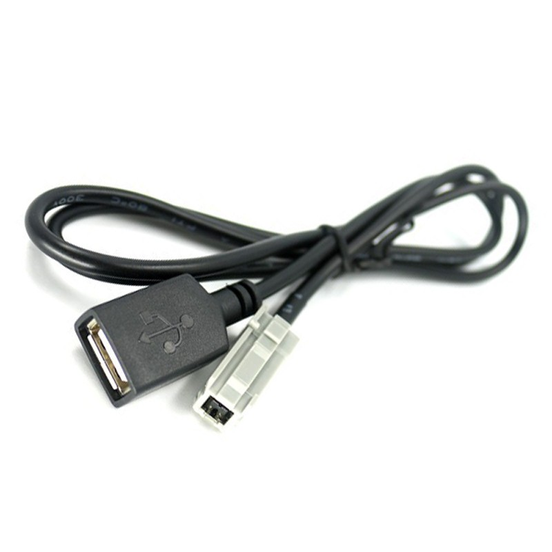 Biurlink автомобильный Радио стерео USB кабель расширение USB порт для Toyota Camry Lexus Verso Mazda