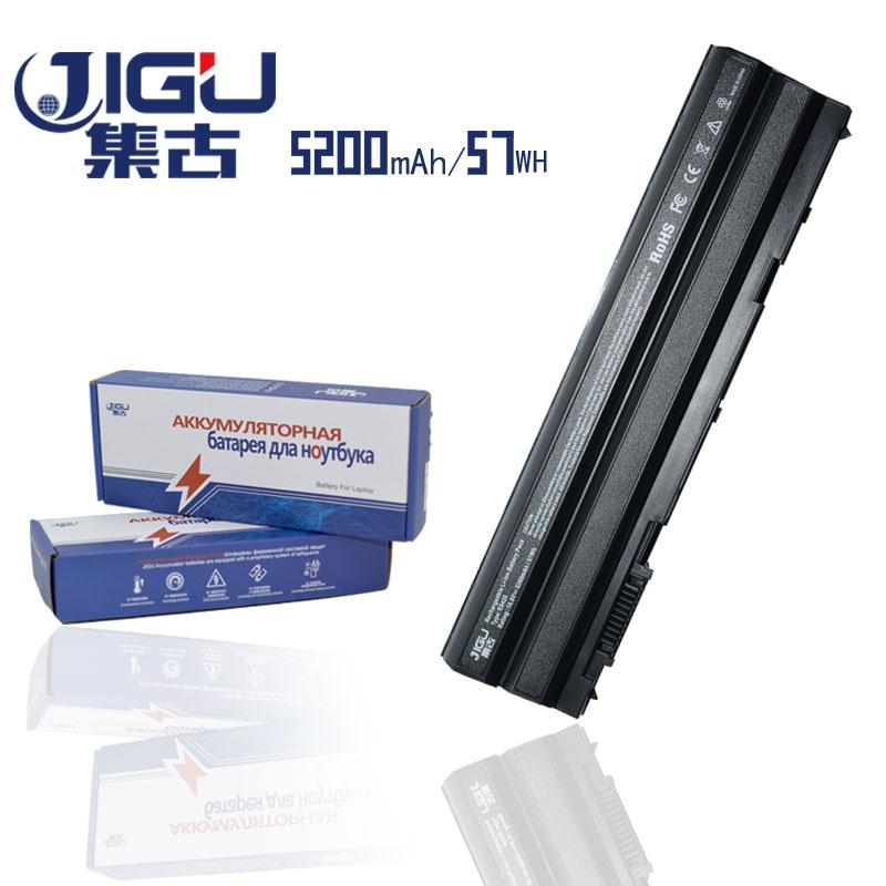 JIGU Batterie D'ordinateur Portable Pour Dell Latitude E5420 E5420m E5520 E5530 E6430 E6520 E5430 E5520m E6420 E6530 E6440 Pour Inspiron 14R 15R