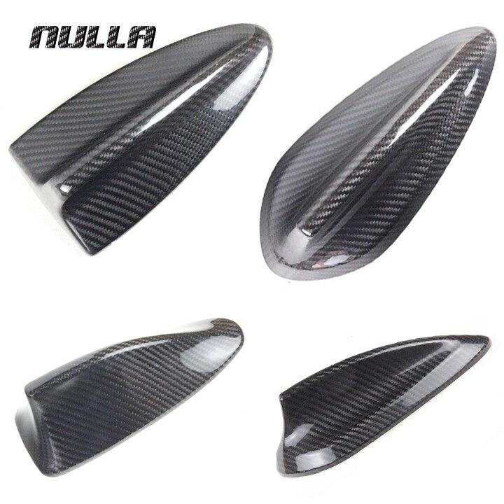 NULLA купол из углеродного волокна Антенна стикер для BMW E90 E93 E70 E60 F20 F22 F30 F32 F33 F36 G30 G38 M2 M4 F82 F80 F8